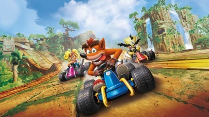 Скриншоты Crash Team Racing: Nitro-Fueled