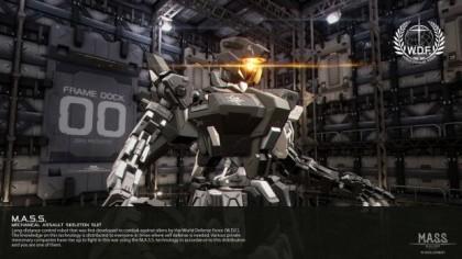 Скриншоты M.A.S.S. Builder
