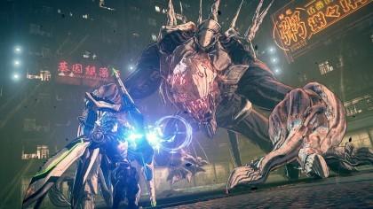 Скриншоты Astral Chain