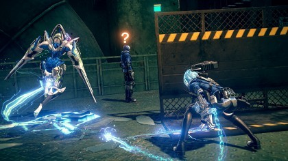 Astral Chain игра
