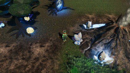 Скриншоты The Aura Warrior
