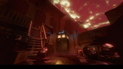 Скриншоты Doctor Who: The Edge of Time