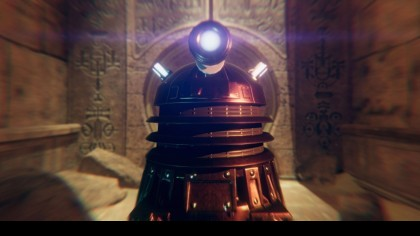 Doctor Who: The Edge of Time игра