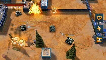 Tank Battle Heroes игра