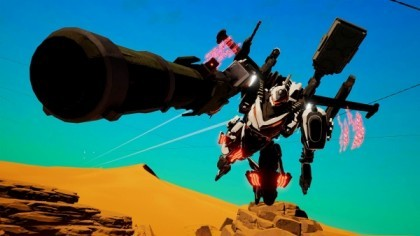 Daemon X Machina игра