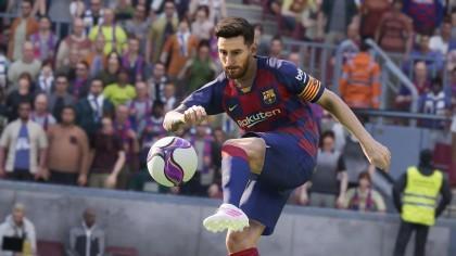 Скриншоты eFootball PES 2020