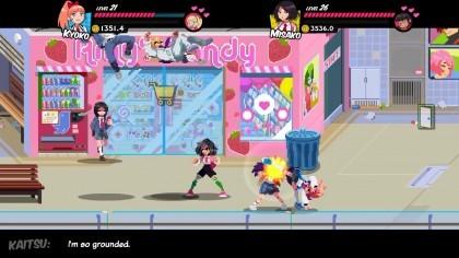 Скриншоты River City Girls