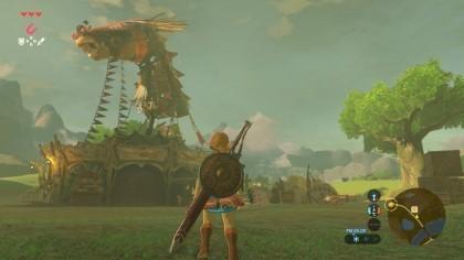 Скриншоты The Legend of Zelda: Breath of the Wild