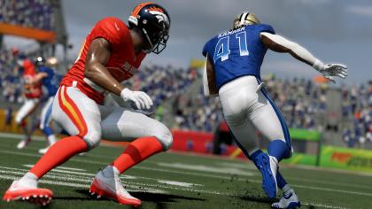Скриншоты Madden NFL 20