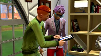 The Sims 4: Moschino игра