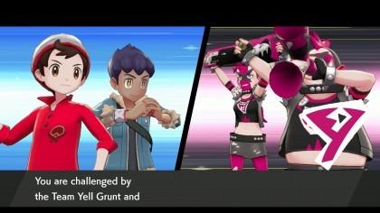 Pokemon Sword & Shield игра