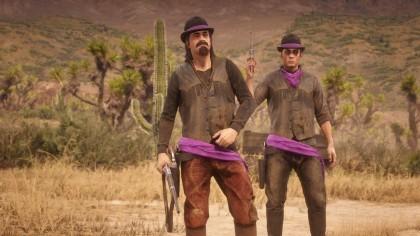 Red Dead Online игра