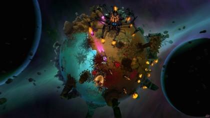 Скриншоты Battle Planet - Judgement Day