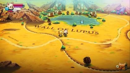 Скриншоты Cat Quest II