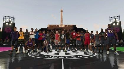 Скриншоты NBA Live 19
