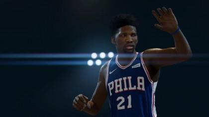 NBA Live 19 игра