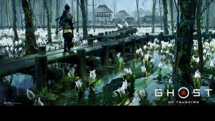 Скриншоты Ghost of Tsushima