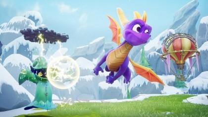 Скриншоты Spyro Reignited Trilogy