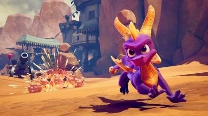 Spyro Reignited Trilogy игра