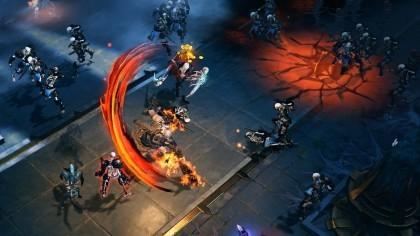 Скриншоты Diablo: Immortal