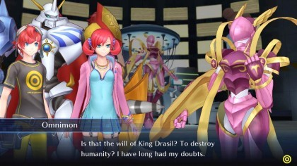 Digimon Story: Cyber Sleuth Complete Edition игра