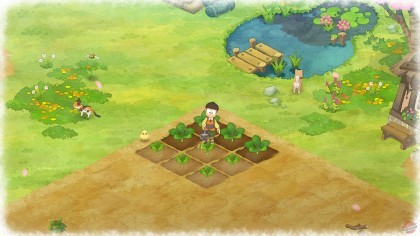 Doraemon: Story of Seasons игра