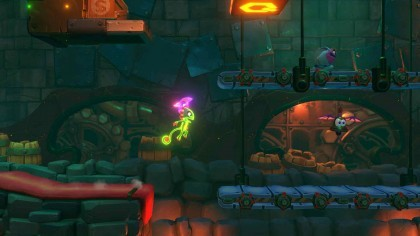 Скриншоты Yooka-Laylee and the Impossible Lair