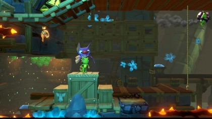 Yooka-Laylee and the Impossible Lair игра