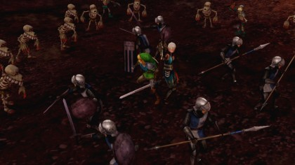 Hyrule Warriors: Definitive Edition игра