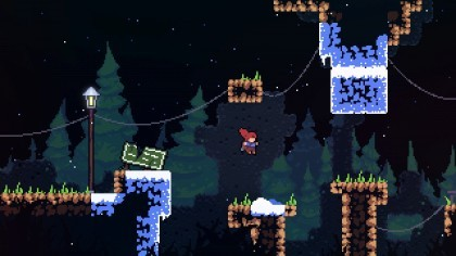 Скриншоты Celeste