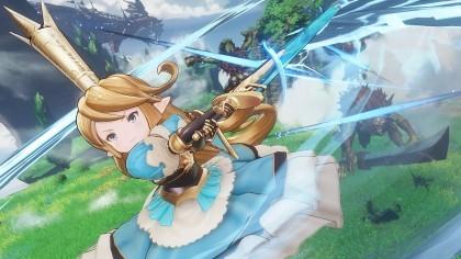 Granblue Fantasy Project Re: Link игра