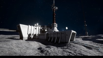 Скриншоты Deliver Us The Moon