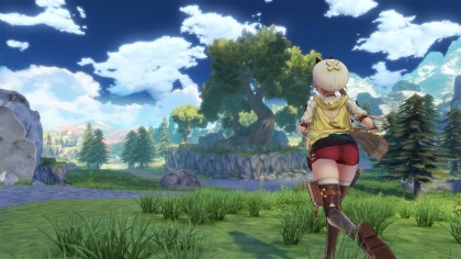 Atelier Ryza: Ever Darkness & the Secret Hideout игра