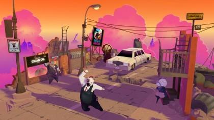 Скриншоты Felix The Reaper