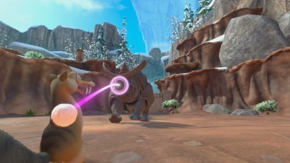 Ice Age: Scrat's Nutty Adventure игра