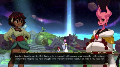 Indivisible игра