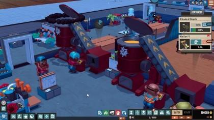 Little Big Workshop игра