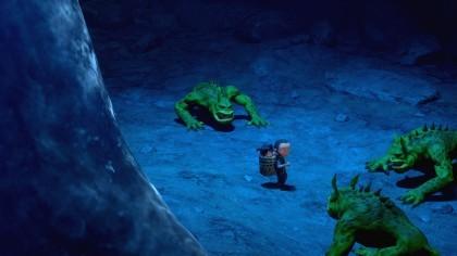 Скриншоты  Monkey King: Hero is Back
