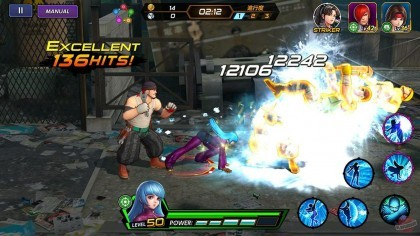 The King of Fighters All-Star  игра