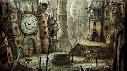 Скриншоты Machinarium