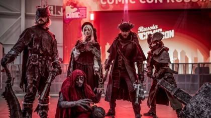 Игромир 2019 и ComicCon 2019 косплей