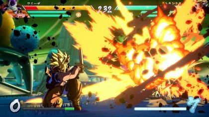 Скриншоты Dragon Ball Fighterz