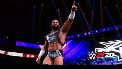 Скриншоты WWE 2K20