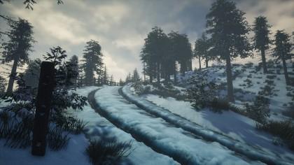 Скриншоты Alaskan Truck Simulator