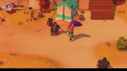 Asterix & Obelix XXL 3: The Crystal Menhir игра
