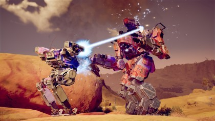 BattleTech: Heavy Metal игра
