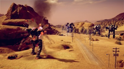 Скриншоты BattleTech: Heavy Metal