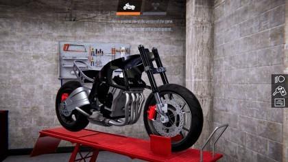 Скриншоты Biker Garage: Mechanic Simulator