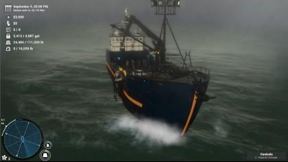 Скриншоты Deadliest Catch: The Game