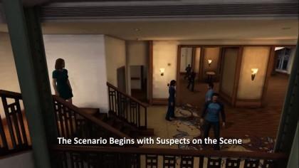 Enhanced Dynamic Geo-Social Environment (EDGE) игра
